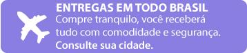 Entregas no Brasil