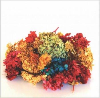 Retalho de Hortensia saco com aprox. 200 gramas